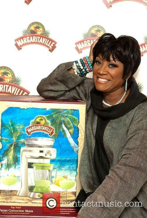 Patti LaBelle Celebrities visit Gifting Services at the...
