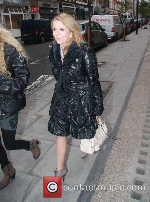 Gillian McKeith  going for breakfast with her...