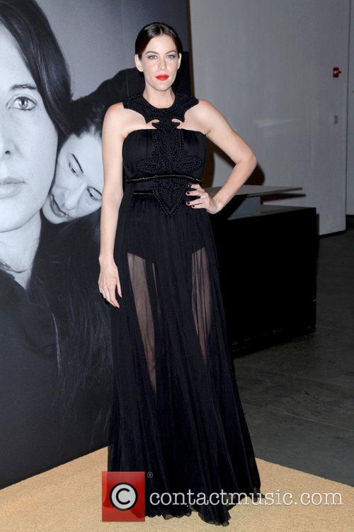 Liv Tyler Givenchy celebrates the closing of Marina...