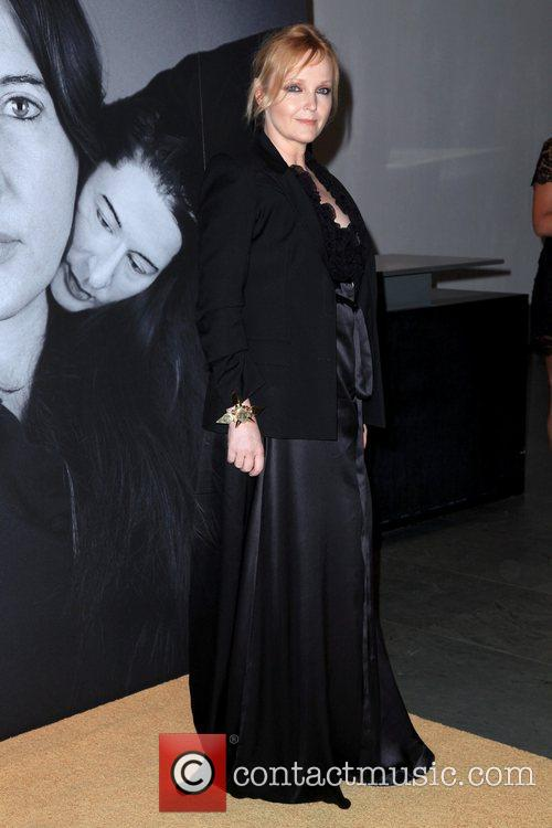 Miranda Richardson Givenchy celebrates the closing of Marina...