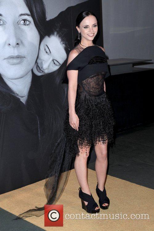 Givenchy celebrates the closing of Marina Abramovic's 'The...