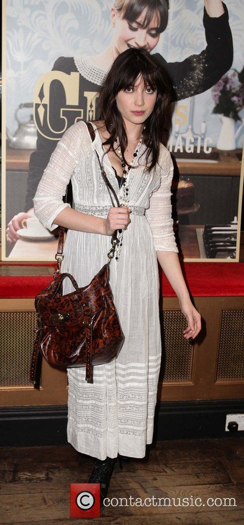 Daisy Lowe  Celebrities attend Gizzi Erskine's 'Gizzi's...