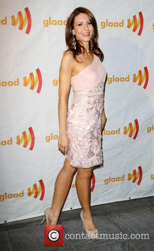 Michelle Clunie GLAAD Celebrates 25 Years of LGBT...