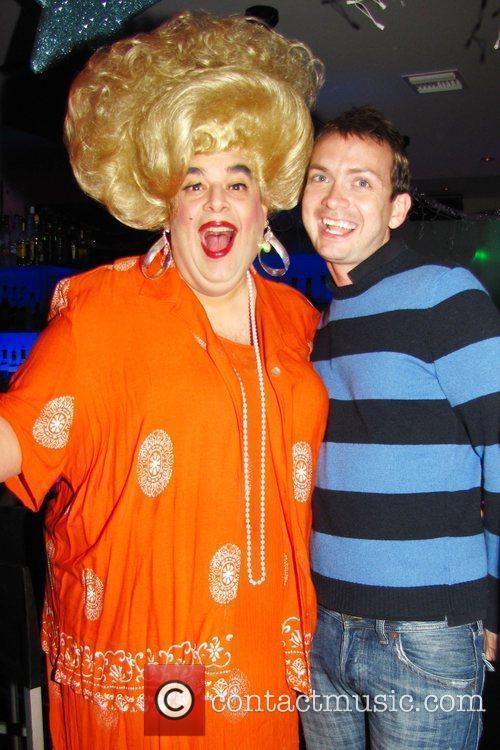 Ivan Aunt Kitty and Michael Dean Shelton Glamorama...