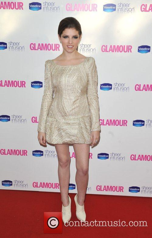 Anna Kendrick Glamour Women Of The Year Awards...
