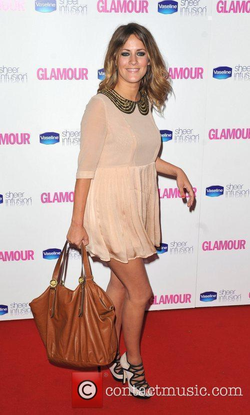 Guest Glamour Women Of The Year Awards held...