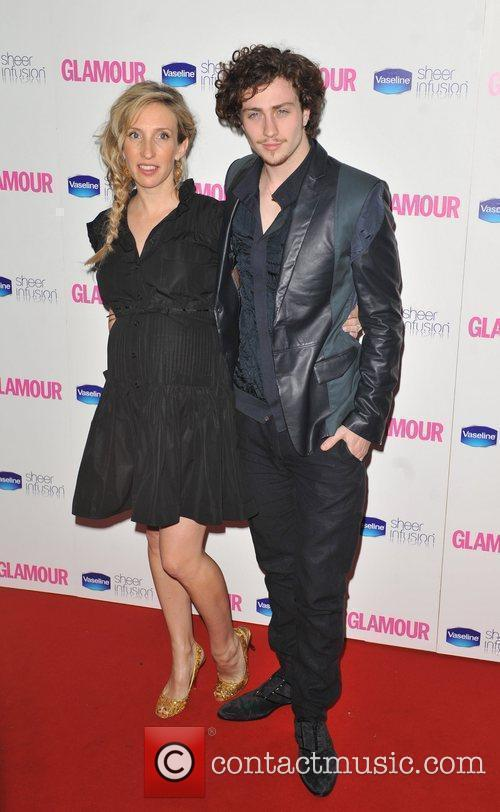 Sam Taylor-wood and Aaron Johnson 3