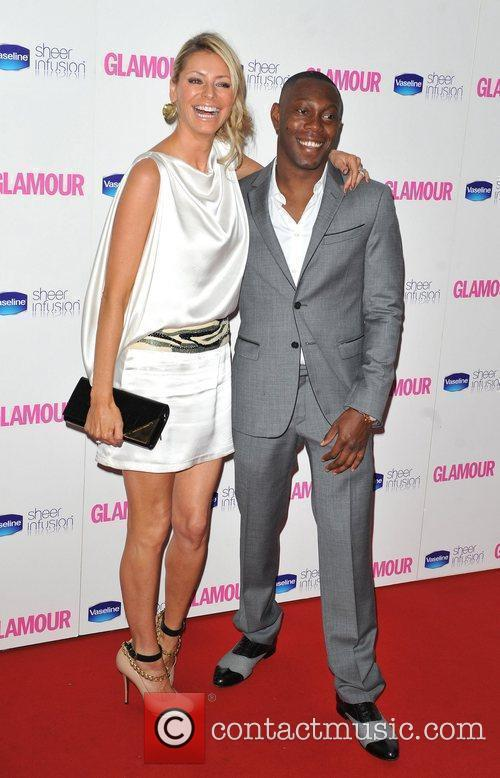 Tess Daly and Dizzee Rascal Glamour Women Of...