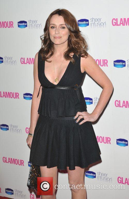 Keeley Hawes Glamour Women Of The Year Awards...