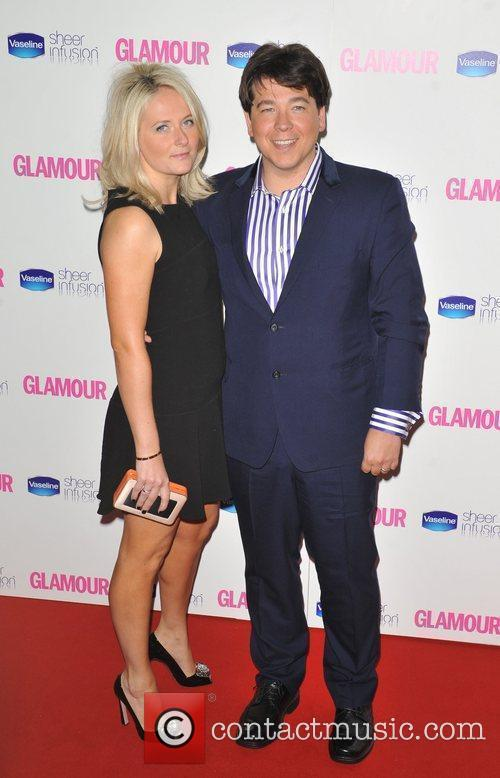 Guest and Michael McIntyre Glamour Women Of The...