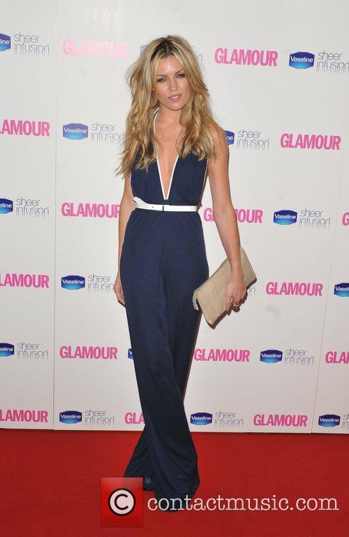 Abigail Clancy Glamour Women Of The Year Awards...
