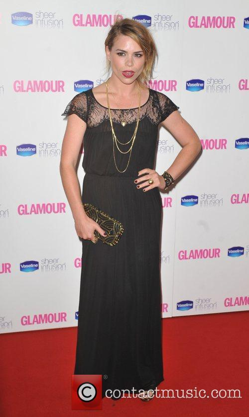 Billie Piper Glamour Women Of The Year Awards...