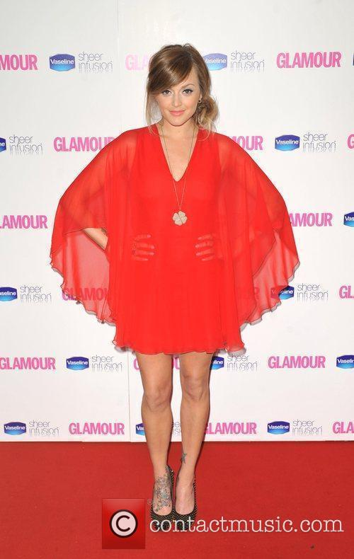 Fearne Cotton Glamour Women Of The Year Awards...