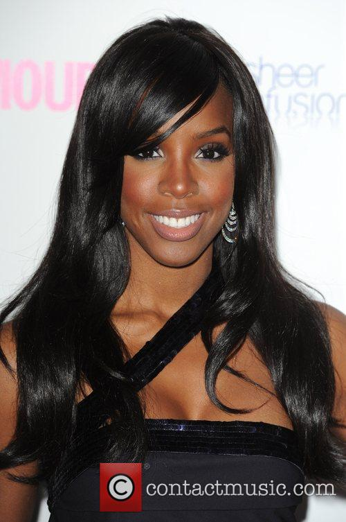 Kelly Rowland Glamour Women Of The Year Awards...