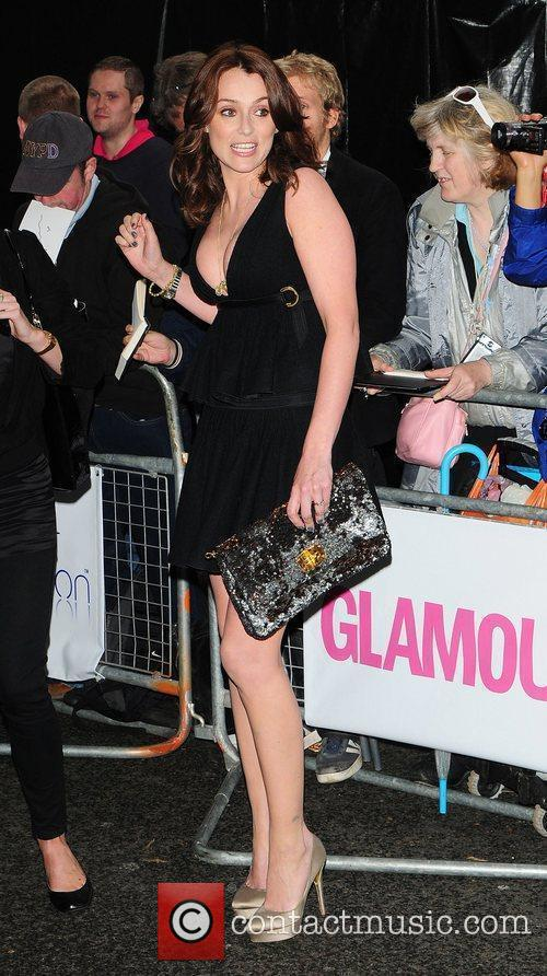 Keeley Hawes  Glamour Women of The Year...