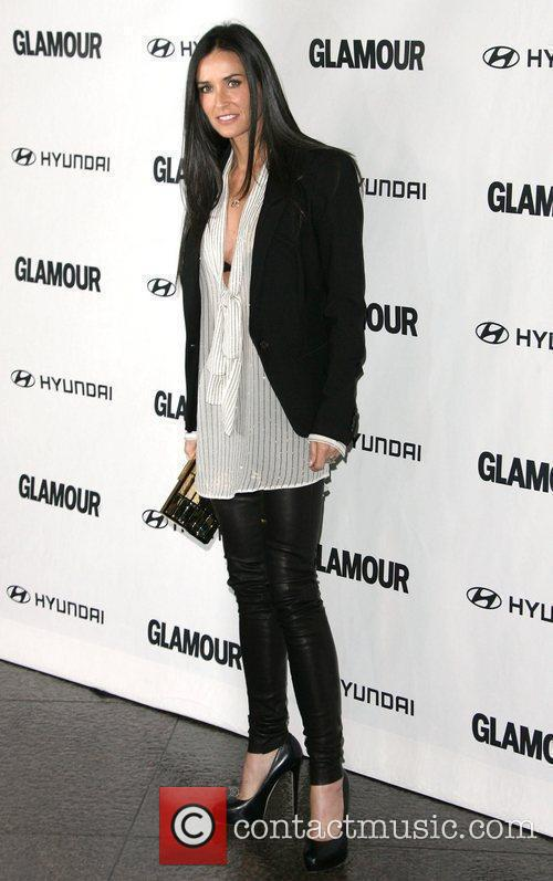 Demi Moore 5th Anniversary of Glamour Reel Moments...