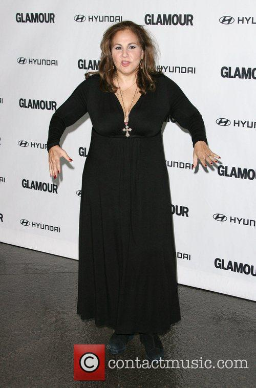 Kathy Najimy 5th Anniversary of Glamour Reel Moments...