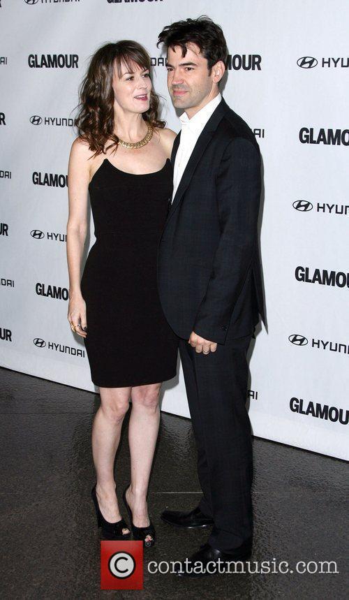 Rosemarie Dewitt and Ron Livingston 1