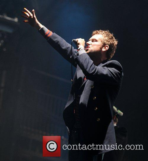 Damon Albarn and Gorillaz 4