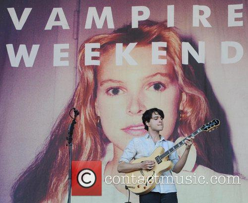 Vampire Weekend  The 2010 Glastonbury Music Festival...