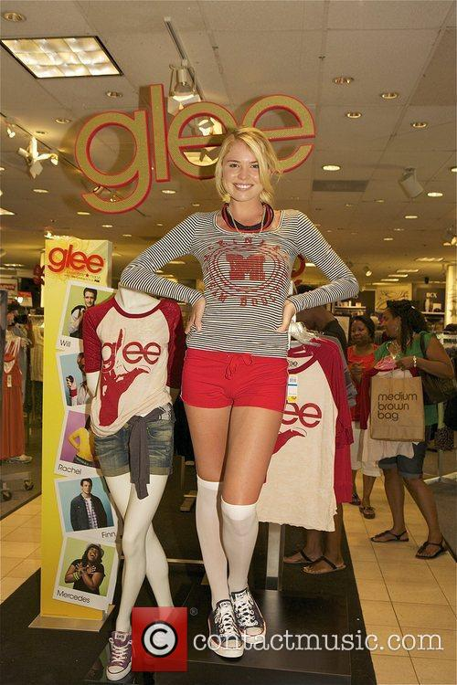 Atmosphere at the Macy's 'GLEE' Apparel Launch Event...