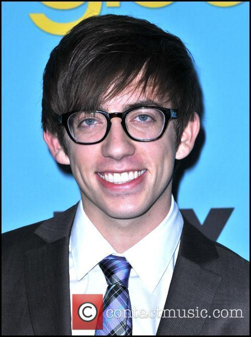 Kevin McHale 'Glee' Spring Premiere Episode Outdoor Screening...