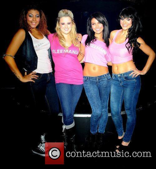 Nikitta Angus, Emma Beard, Stacy McClean and Kimberley...