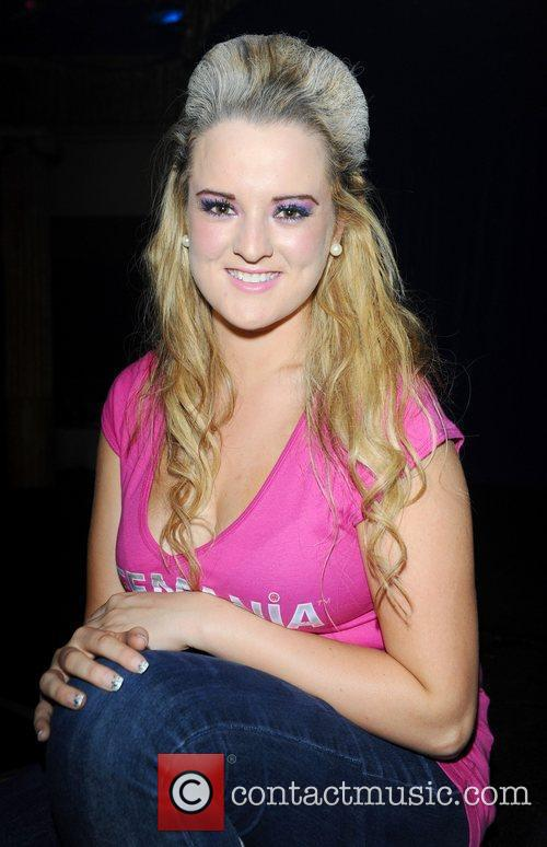 Kimberley Southwick Photocall for 'Gleemania' held at the...