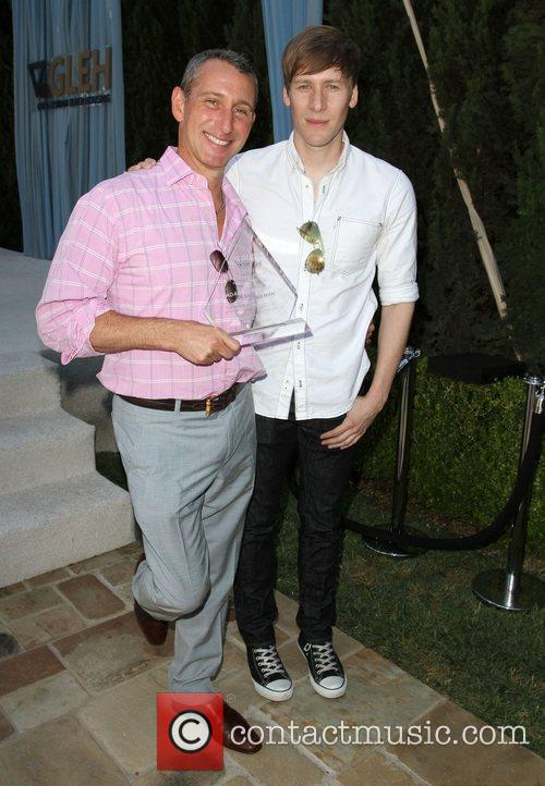 Adam Shankman and Dustin Lance Black 8