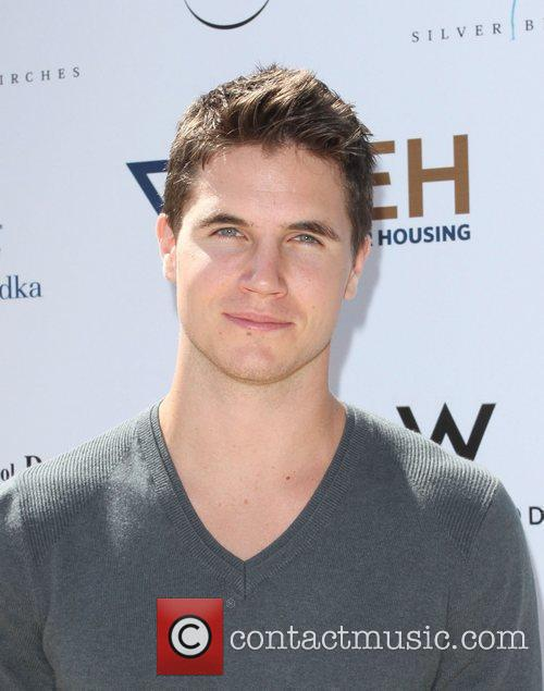 Robbie Amell The 9th Annual GLEH Garden Party...
