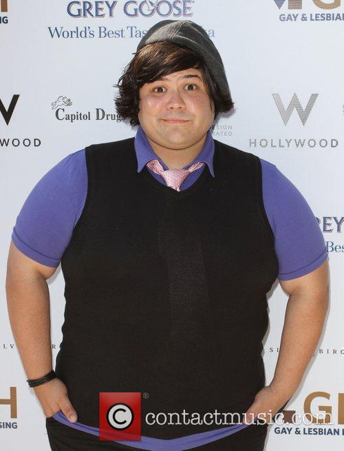 Harvey Guillen The 9th Annual GLEH Garden Party...