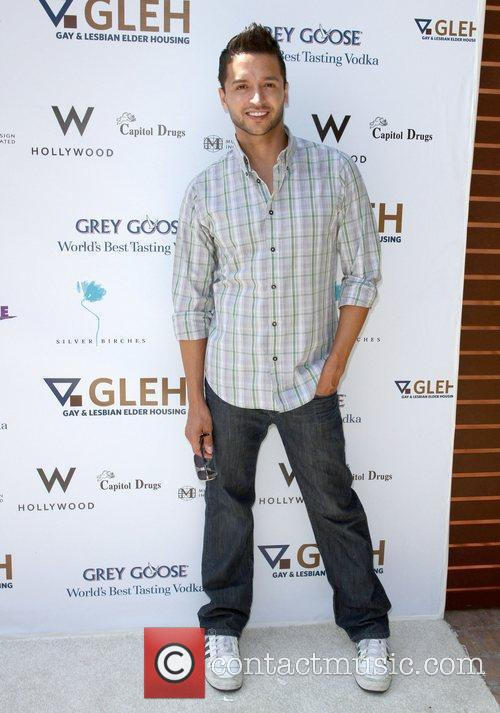 Jai Rodriguez The 9th Annual GLEH Garden Party...
