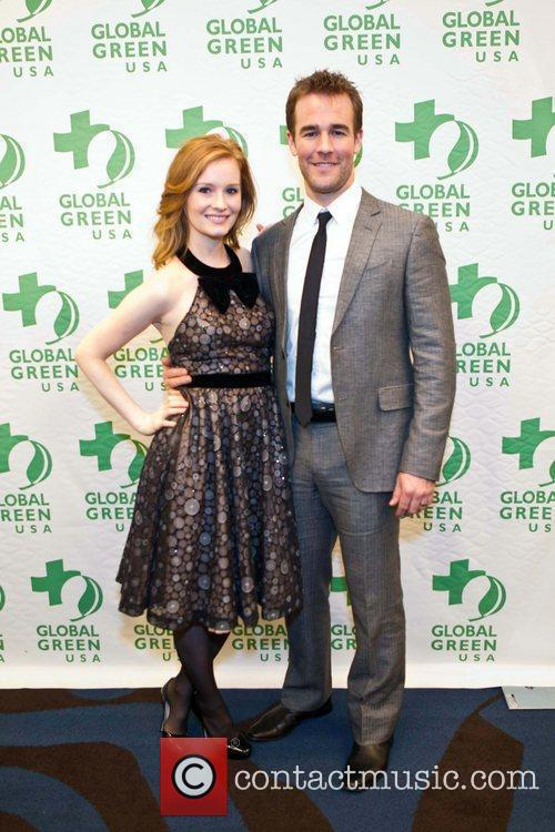 Global Green's Gorgeous and Green event at the...
