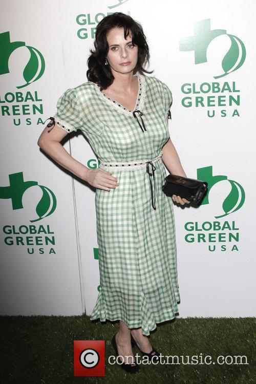 Lisa Blount - Global Green USA 7th Annual Pre-Oscar Party ...