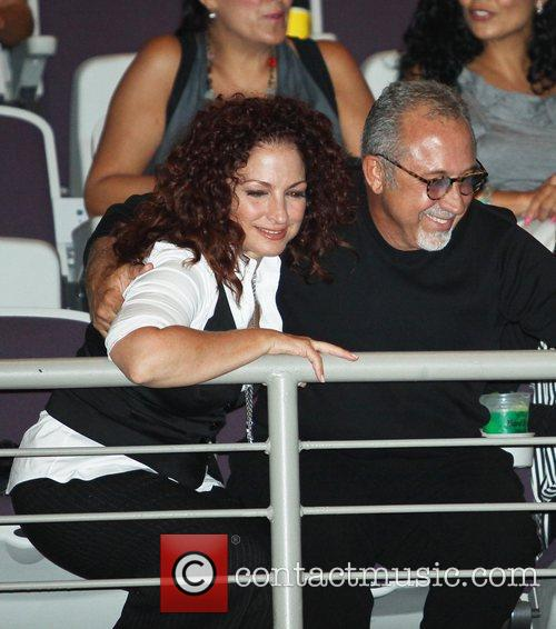 Gloria Estefan and Donna Summer 1