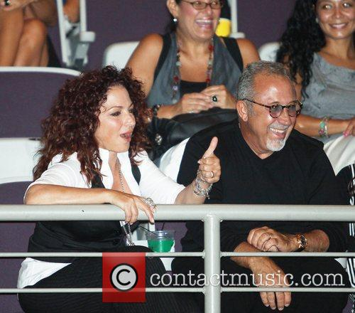 Gloria Estefan and Donna Summer 2