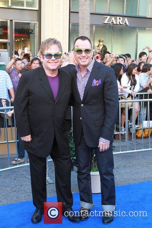 Elton John and David Furnish 4