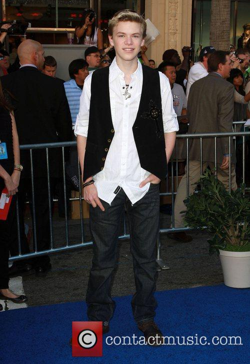 Kenton Duty Gnomeo and Juliet World Premiere, held...