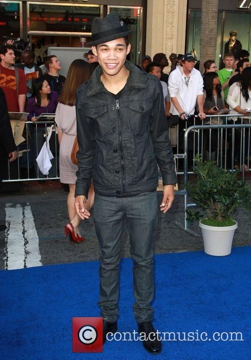 Roshon Fegan Gnomeo and Juliet World Premiere, held...