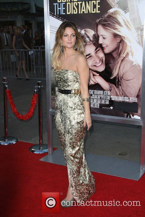 Drew Barrymore Los Angeles Premiere of 'Going the...