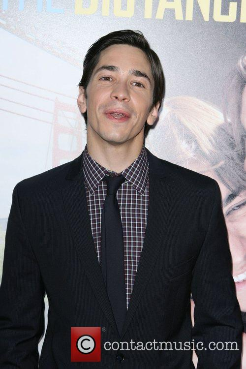 Justin Long Los Angeles Premiere of 'Going the...