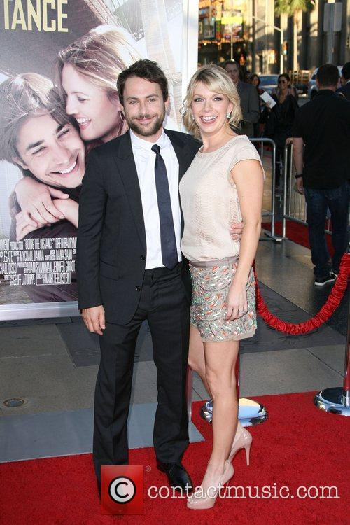 Los Angeles Premiere of 'Going the Distance' held...