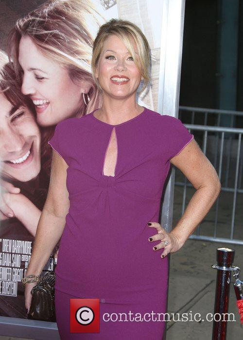 Christina Applegate Los Angeles Premiere of 'Going the...