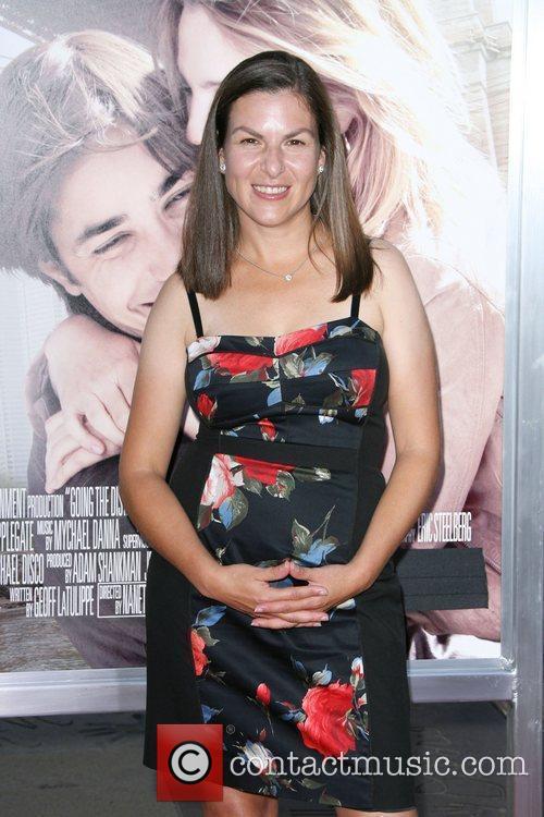 Director Nanette Burstein Los Angeles Premiere of 'Going...