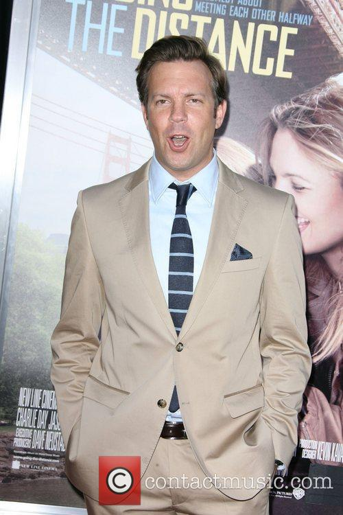 Jason Sudeikis Los Angeles Premiere of 'Going the...