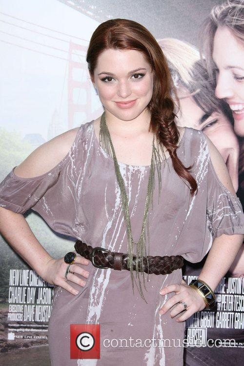 Jennifer Stone Los Angeles Premiere of 'Going the...