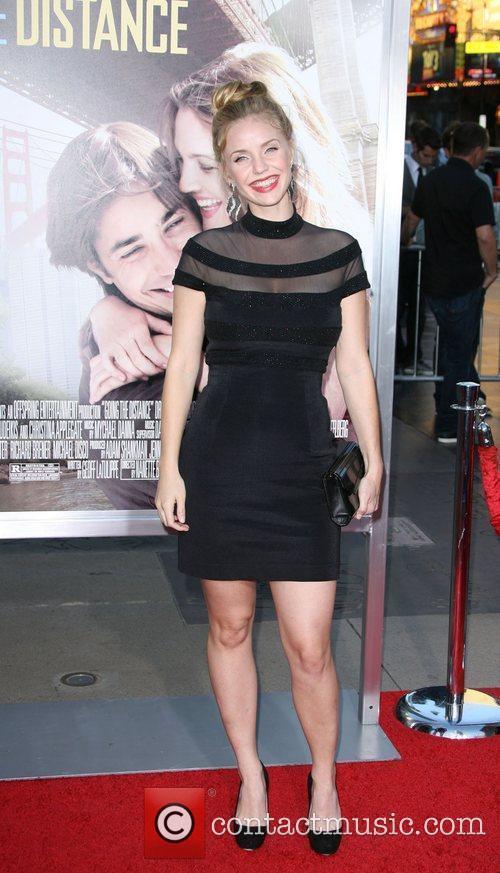 Kelli Garner Los Angeles Premiere of 'Going the...