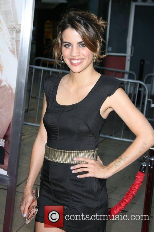 Natalie Morales Los Angeles Premiere of 'Going the...
