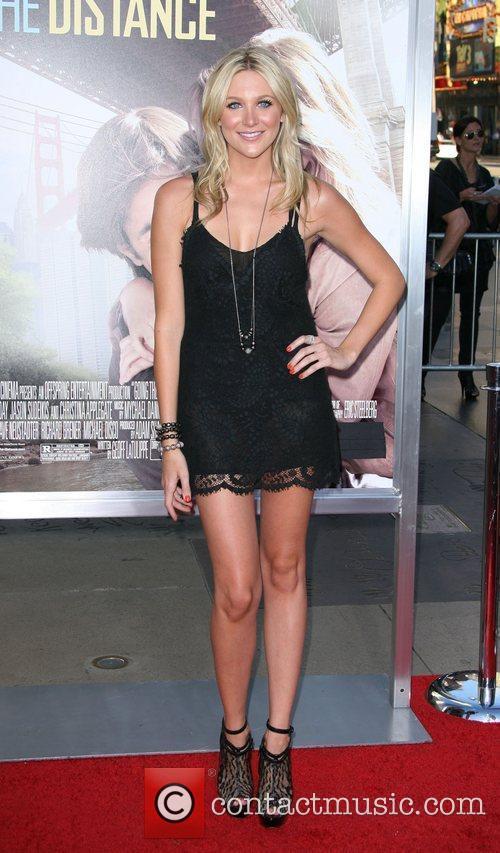 Stephanie Pratt Los Angeles Premiere of 'Going the...