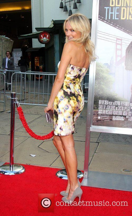 Malin Akerman Los Angeles Premiere of 'Going the...